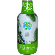 Ionized Trace Minerals 16 oz. From Tropical Oasis