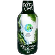 Liquid Calcium Magnesium Orange Flavor 16 oz From Tropical Oasis