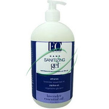 Hand Sanitizing Gel Lavender Essential Oil 32 fl oz (960 ml) From Eo Essential Oil Products