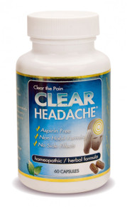 Clear Headache 60 cap From Clear Products