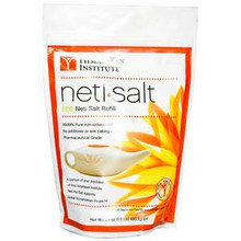 Neti Salt ECO Neti Salt Refill 24 oz (680.3 g) From Himalayan Institute