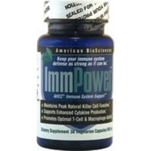 Immpower 500 mg 30 Capsules From American BioSciences