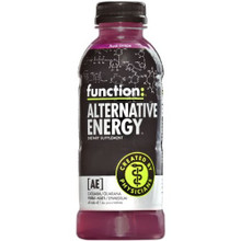 Alternative Energy, Acai Grape, 12 of 16.9 OZ, Function Drinks