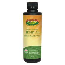 Hemp Seed Oil Certified Organic 8 oz Manitoba Harvest
