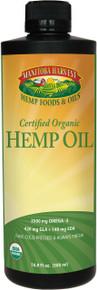 Hemp Seed Oil 16 fl oz From Manitoba Harvest