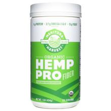 Hemp Protein & Fiber Powder Certified Organic 16 oz Manitoba Harvest