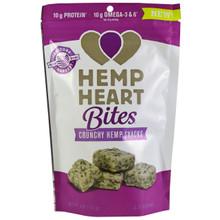 Hemp Heart Bites 4 OZ By Manitoba Harvest Hemp Foods