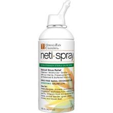 Neti Spray Extra Strength Sterile Saline Spray 4.2 OZ By Himalayan Institute  Inc