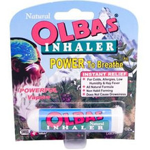 Aromatherapy Inhaler 0.01 oz 285 mg From Olbas Therapeutic
