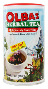 Herbal Tea 7 oz From Olbas Therapeutic