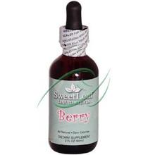 SweetLeaf Liquid Stevia Berry 2 fl oz (60 ml) From SweetLeaf