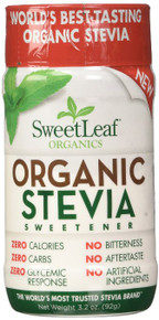 Organic Stevia Sweetener Powder 92 GM By Sweetleaf Stevia