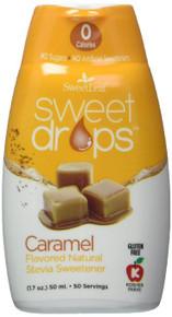 Sweet Drops Caramel 50ml 1.7 OZ By Sweetleaf Stevia