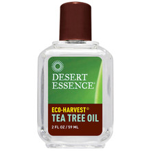 Desert Essence Eco-Harvest Tea Tree Oil 2 fl oz (59 ml)