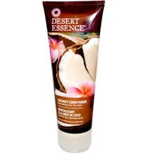 Organics Hair Care Coconut Conditioner 8 fl oz (236 ml) From Desert Essence