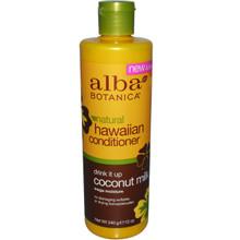 Hair Conditioner Coconut Milk 12 fl From Alba Botanica