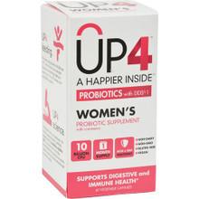 UP4 Women's Probiotic 10 Billion CFU 60 CAPVEGI By Up4 Probiotics