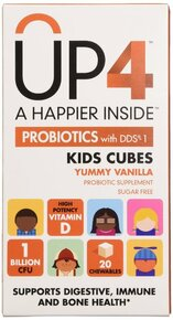 Up4 Kids Cube Sleeve (8 20 count) 8 PC By Up4 Probiotics