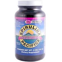Spirulina Powder 5 oz From Nutrex Hawaii