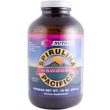 Spirulina Powder 16 oz From Nutrex Hawaii