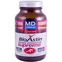 MD Formula BioAstin Supreme 60 caps From Nutrex