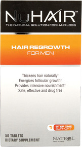 Nu Hair for Men 50 Tablet  From Shen Min