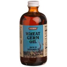 Wheat Germ Oil 8 oz From Viobin