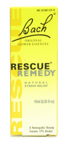 Rescue Remedy Flower Essence 10 ml from Bach Flower Essences