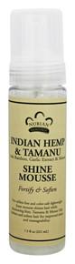 Mousse Indian Hemp & Tamanu Shine 7.5 OZ By Nubian Heritage/Sundial Creations
