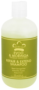 Shampoo EVOO & Moringa Sulfate Free 12 OZ By Nubian Heritage/Sundial Creations