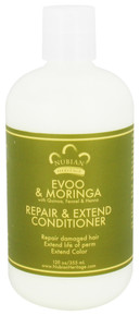 Conditioner EVOO & Moringa Sulfate-Free 12 OZ By Nubian Heritage/Sundial Creations