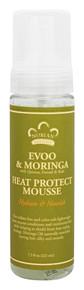 Mousse Heat Protect EVOO & Moringa 7.5 OZ By Nubian Heritage/Sundial Creations