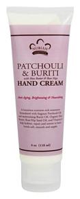 NHO Patchouli Hand Cream 4 OZ By Nubian Heritage/Sundial Creations