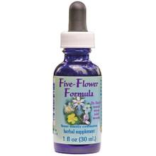 Five-Flower Formula Dropper 1 oz Flower Essence Services