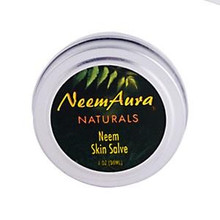 Neem Skin Salve 1 oz 30 ml From Neemaura Naturals