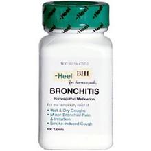BHI Bronchitis Formula 100 tabs Heel/BHI