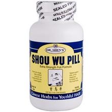 Shou Wu Formula 200 Tablets 700 mg From Dr. Shen's