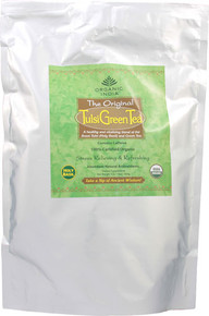 Organic India Tulsi Tea Green 1 lb