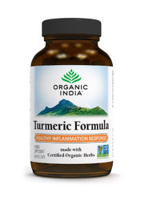 Turmeric 180 CAPSULE By Organic India