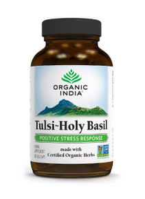 Tulsi 180 CAPSULE By Organic India