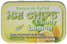 Lemon 1.76 OZ By Ice Chips Candy