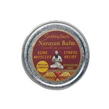 Narayan Balm Regular Strength Tin 1.5 OZ From SOOTHING TOUCH  LLC