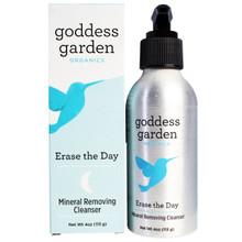 Nighttime Cleanser - Erase The Day 4 OZ By Goddess Garden
