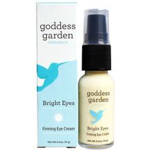 Bright Eyes-Firming Eye Cream 0.5 OZ By Goddess Garden