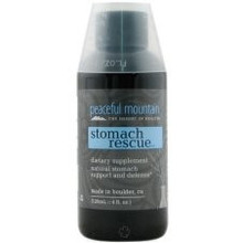 Stomach Rescue 4 oz From Peaceful Mountain