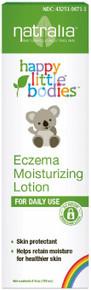 Happy Little Bodies Eczema Moisturizing Lotion 6 OZ By Natralia
