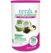 Active Nutrition Bourbon Vanilla 12.7 OZ By Tera'S Whey