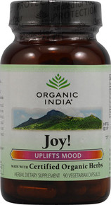 Joy 90 Capsules  From Organic India