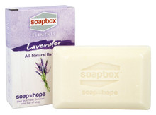 All Natural Bar Soap Lavender 5 OZ By Soapbox