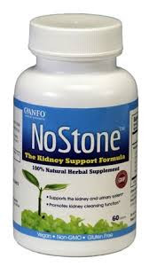 NoStone Kidney Support Formula 60 Tablets Canfo Natural Products